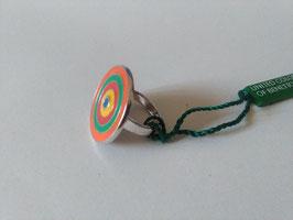 Benetton anello multicolore o bianco e nero