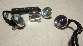 Sisley orecchini a bottoncino