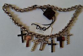 D&G Jewels croci pendenti