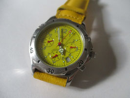 Chrono Capital giallo unisex