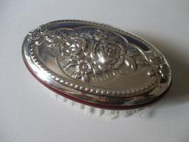 Spazzola per la casa in argento