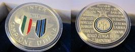 INTER Campione d'Italia moneta commemorativa