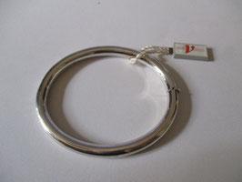 Bracciale in tubolare d' argento