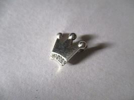 Ciondolo coroncina in argento