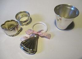 Accessori in argento da tavola per bambino/a