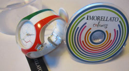 Morellato colours quarz watches Italian flag