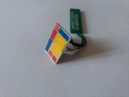 Benetton anello mosaico