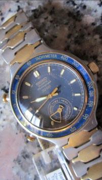 Seiko chronograph SQ100 multifunzione.