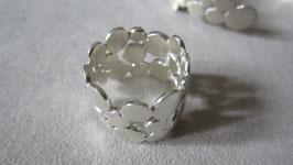 Handmade ring circles