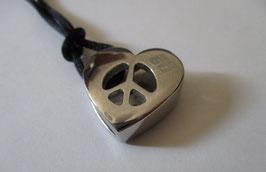Miss pendant heart