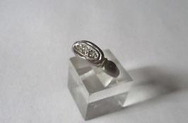 Anello in argento stile antico