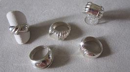 Fescette argento AN4