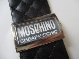 Moschino Cheap and Chic disponibile bianco o nero