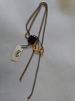 D&G Jewels coda di topo in acciaio