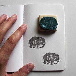 Tampon éléphant