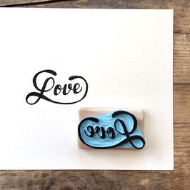 "Tampon ""Love"""
