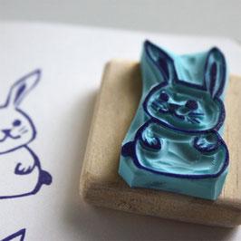 Tampon petit lapin