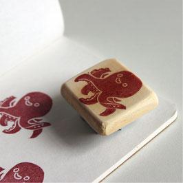 Tampon petit poulpe japonais