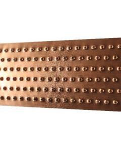 Schneckenschutz Kupfer komplett
