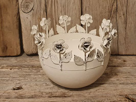 Schale Fleur