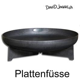 Aufpreis Plattenfüsse / Designfüsse