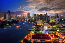 Frau Dufte® 9 Dufte Momente® Eine Nacht in Bangkok
