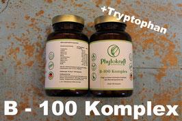 B-100 Komplex + Thryptopan 100Kapseln