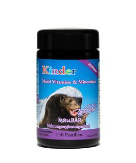 Kinder Multi Vitamine & Mineralien von Robert Franz