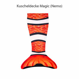 Meerjungfrauen Decke Magic (Nemo)