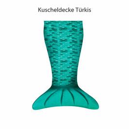 Meerjungfrauen Decke Türkis