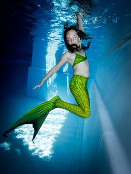 Meerjungfrauen-Geburtstag ohne Shooting