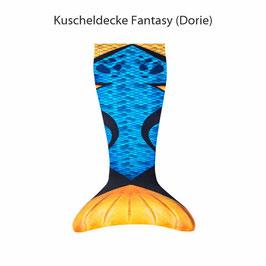 Meerjungfrauen Decke Fantasy (Dorie)