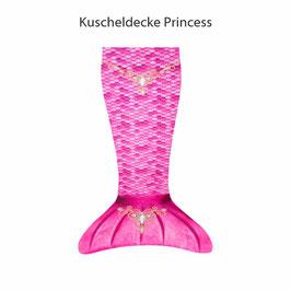 Meerjungfrauen Decke Princess