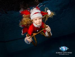 Aquabasilea Pratteln: Weihnachts-Minishooting für Kinder von 6 - 13 Jahren