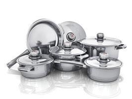 Modul 3 - Küchen Set - Pfannen und Töpfe