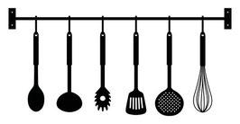 Modul 6 - Küchenhelfer-Set