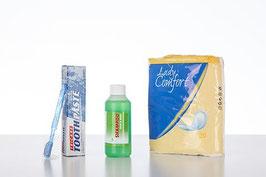 Hygiene-Set Frauen für 7 Tage - Light