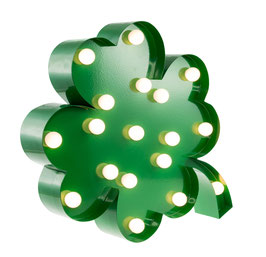 Four Clover Leaf