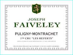 Domaine Faiveley Puligny Montrachet AC 1er Cru Les Referts 2016