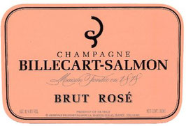 Billecart-Salmon Brut Rosé - 1,5L