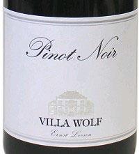 Villa Wolf Ernst Loosen Pinot Noir 2014