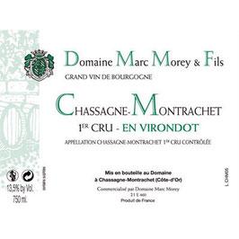 Marc Morey Chassagne Montrachet 1er Cru en Virondot 2013