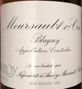 Leroy Meursault 1er cru blagny 2011