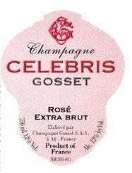 Gosset Celebris Rosé extra brut