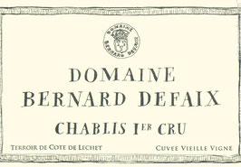 Bernard Defaix Chablis 1er Cru Côte de Lechet 2017
