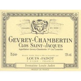 Domaine Louis Jadot Gevrey-Chambertin 1er Cru Clos St