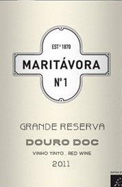 Maritávora No1 Grande Reserva White 2014