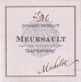 Domaine Michelot Meursault les Narvaux 2013