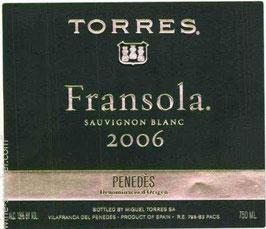 Torres Fransola Sauvignon Blanc