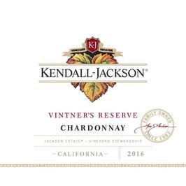 Kendall Jackson Vintner's Res. Chardonnay 2016